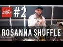 Drum School 2 - Rosanna Shuffle - lekcje gry na perkusji - (eng sub) - drum lessons