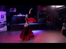 ATS® with flamenco fan Katarzyna Lidia