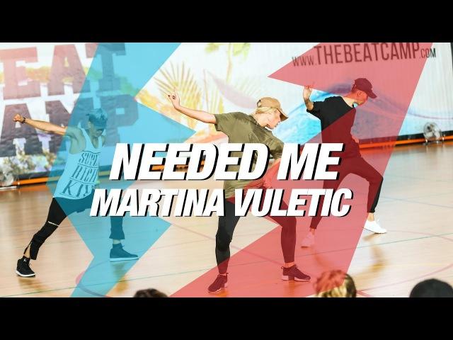 Martina Vuletic | Rihanna Needed Me | WhoGotSkillz Beat Camp 2016