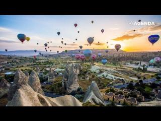 Каппадокия — земля воздушных шаров