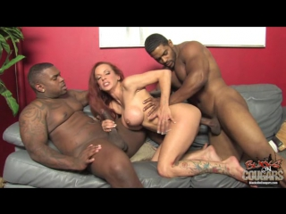 [BlacksOnCougars] Shannon Kelly [Anal, Big Tits, Black, Blowjob, Cumshot, DP, Facial, Interracial, MILF, Redhead, Sex, Whore]