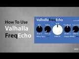 Sonic Academy - How To Use Valhalla Freq Echo with SQL