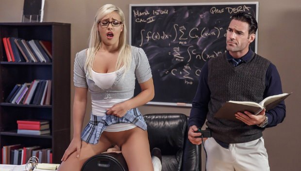Brazzers - Math Can Be Stimulating