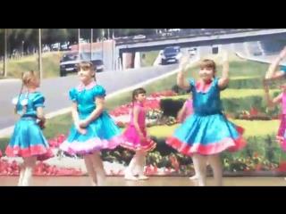 танец Переменка