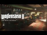 Wolfenstein II: The New Colossus — «Розуэлл, начало задания» [прохождение разработчиков]