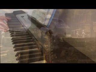 Kay Kyser - Jingle Jangle Jingle (Fallout- New Vegas OST) Piano cover.
