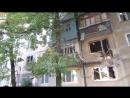 Ясиноватая обстрел 31.07 - 01.08.2016