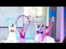 Цветочный танец на выпускной