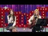 110117 Jisoo &amp Rose - Love Yourself @ Radio Star
