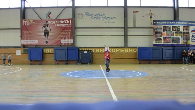Лычева Александра - соло (15.04.17)
