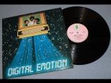 Digital Emotion.