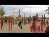 В номинации [Воркаут Батлы] -Ермолаев Иван, финал [Домна 2k17]