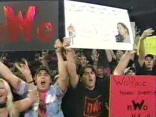 Nitro 06-15-98 Sting and Kevin Nash vs. Harlem Heat