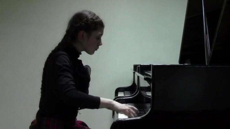 Неведомская Елизавета Видеоматериал для IV конкурса им И Ф Карабица
