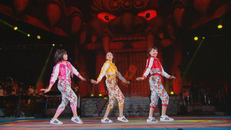 Momoiro Clover Z - The Golden History [Tohjinsai 2016]