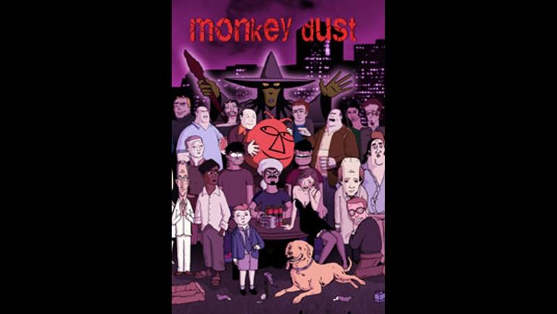 38 обезьян Monkey Dust, мультсериал
