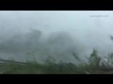 Ужасающий свист от мощных порывов ветра на Виргинских островах (06.09.2017)