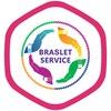 Braslet Service-Контрольные,силиконовые браслеты