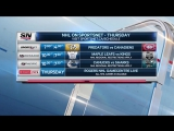 NHL Morning Catch up: Kanes hatty lifts Hawks over Pens | March 2, 2017