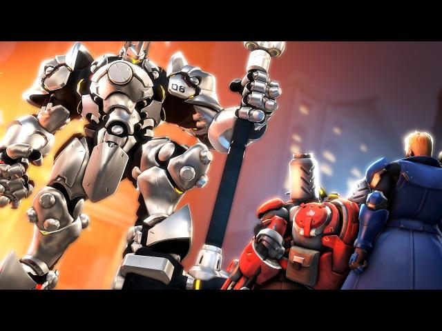 [FEG][Overwatch] Saxton Hale Boss Fight!