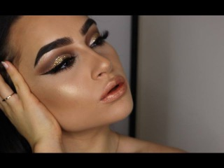 Slaying New Years Eve Makeup Tutorial I Aylin Melisa