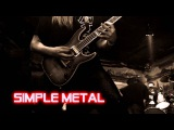 TeknoAXE's Royalty Free Music - #257 (Simple Metal) Heavy MetalHard Rock