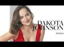 Dakota Johnson - Outerwear Actress, Underwear Intimissimi