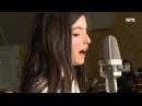 Angelina Jordan Back to Black Cover with KORK improvised lyric