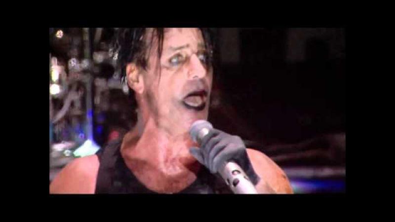 Rammstein Du Hast Live England. (HD)