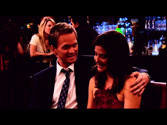 Barney robin | the man i fell in love with. (8x19)