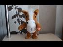 Интерактивная игрушка - танцующая лошадка.