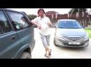 Мои автомобили: Сетка в бампер