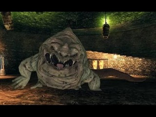 Dark Souls 2 Boss Covetous Demon (Алчный Демон)