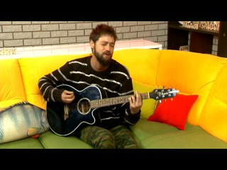 Дмитрий Вагин исполнил одну из своих песен. Вятка Today 14.10.2016