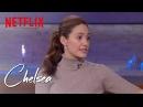Emmy Rossum's Response to Twitter Hate Chelsea Netflix