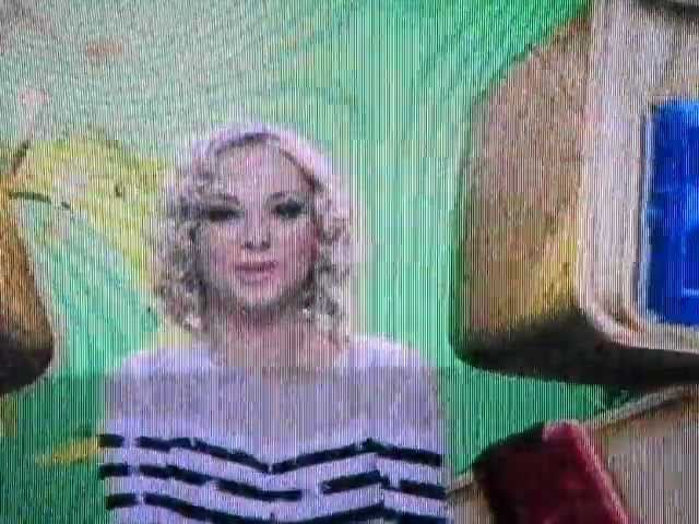 ТНТ Леди Гага (Lady gaga) - заставка с Дарья Сагалова 2011