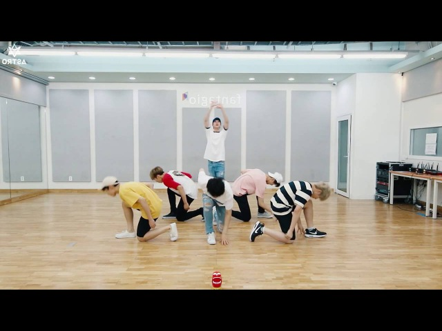 ASTRO (아스트로) - 숨가빠 (Breathless) Dance Practice (Mirrored)