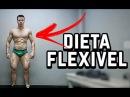 Diário 194 Usando a Dieta Flexível Para Competir no Fisiculturismo