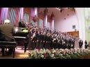 MEPhI Male Choir Gaudeamus 26 04 2014