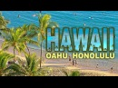 HAWAII OAHU HONOLULU 4K