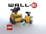 Как собрать ВАЛЛ И из LEGO. How to build LEGO Wall-E (MOC)