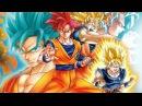 Dragon Ball Z AMV - Son Goku's Legend [Goku Tribute]