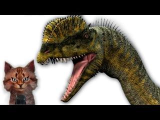 Интересно про динозавров | Дилофозавр | Познавательный канал Семен Ученый