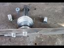 Самодельный заклепочник для установки резьбовых (гаечных) заклепок | Пробуем Сами