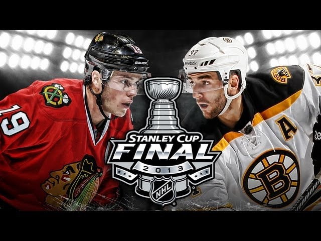 Last 2 Minutes of Game 6 - Chicago Blackhawks vs Boston Bruins 2013 Stanley Cup Finals