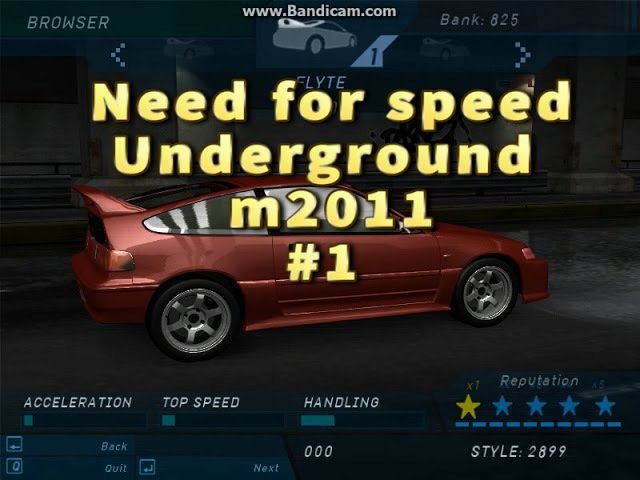 Need for speed underground m2011 1 nfs underground » Freewka.com - Смотреть онлайн в хорощем качестве