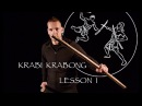 Krabi Krabong - Lesson part 1- DEFENSES