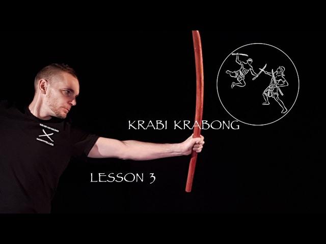 Krabi Krabong - lesson part 3 - ATTAQUES