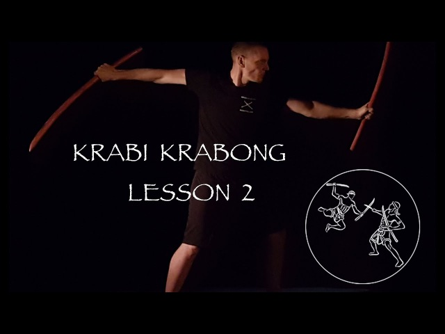Krabi Krabong - Lesson part 2- ATTAQUES
