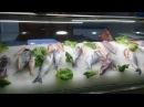 Street food grill fish lamp steak fouad food sousse tunisia
